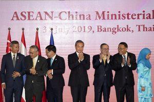 ASEAN ra thông cáo chung, bày tỏ quan ngại về Biển Đông