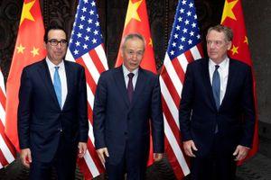 Sau cuộc họp kín kết thúc sớm, Mỹ im lặng, TQ nhượng bộ