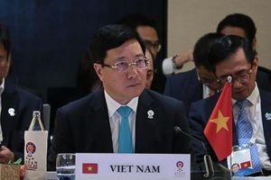 Phó thủ tướng nêu đích danh nhóm tàu Trung Quốc xâm phạm chủ quyền VN