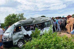 Thông tin mới nhất vụ tàu hỏa đâm ô tô khiến 3 người chết ở Bình Thuận