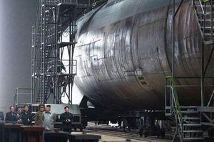 Tàu ngầm mới của Triều Tiên 'xịn' cỡ nào?