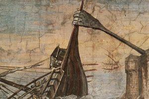 'Móng sắt' khổng lồ hủy diệt chiến thuyền của nhà bác học Archimedes