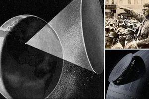 Vũ khí khủng của Hitler hủy diệt khủng khiếp tới mức nào?