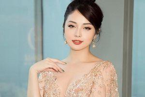 Mang bầu lần thứ 4, vóc dáng Jennifer Phạm vẫn 'ngon' như gái xuân