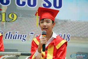 Học sinh trường Trung học cơ sở Ngô Quyền giành huy chương Vàng cuộc thi IJMO