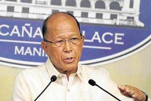 Bộ trưởng Philippines chỉ trích Trung Quốc 'nói một đằng, làm một nẻo' ở Biển Đông
