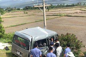 Những hình ảnh mới nhất về vụ tai nạn tàu SE27 tại Bình Thuận