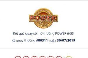 Xổ số Vietlott Power 6/55: Giải Jackpot hơn 35 tỷ đồng có tìm thấy chủ nhân ngày hôm qua?