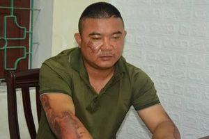 Bắt người đàn ông đốt nhà ở TP.Vinh khiến 5 người nhập viện