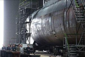 Triều Tiên giới hạn vùng biển hoạt động đối với tàu ngầm mới chế tạo