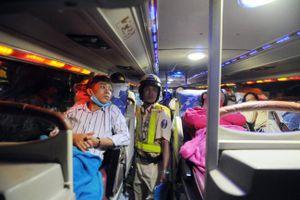 CSGT TP Hồ Chí Minh xử phạt hơn 10.500 trường hợp vi phạm trong 2 tuần đầu ra quân