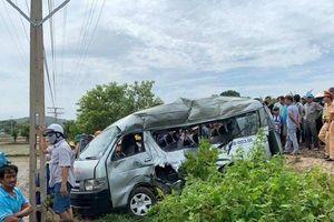 Tàu hỏa đâm xe khách tại Bình Thuận: Chuyến xe định mệnh của 3 chị em đi thăm bà ngoại nằm viện