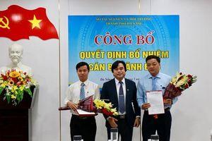 Bổ nhiệm Giám đốc Trung tâm Phát triển Quỹ đất TP Đà Nẵng