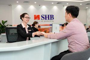 SHB: Lãi từ hoạt động dịch vụ trong quý II tăng gấp 4 lần cùng kỳ