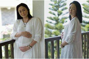 Con gái út cố PGS. Văn Như Cương mang thai ở tuổi U50, nhận về hàng loạt lời chúc mừng