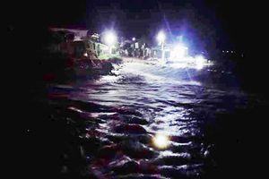 Lào Cai mưa lớn gây lũ cuốn trôi 1 người