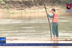 Lũ ống cuốn trôi một người tại Lào Cai
