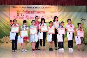 Trao 78 giải thưởng mỹ thuật thiếu nhi Đồng Nai năm 2019
