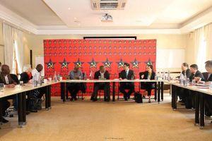 Thúc đẩy quan hệ giữa ĐCSVN với Đảng ANC và Đảng SACP