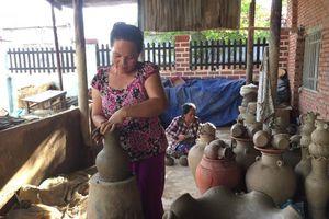 Làng gốm Chăm Bàu Trúc- 800 năm hình thành và phát triển