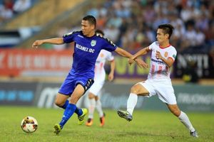 Nóng 'derby V-League': Hà Nội FC đại chiến Bình Dương tại chung kết AFC Cup 2019
