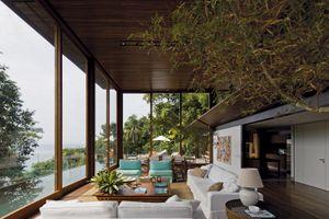 Biệt thự nghỉ dưỡng tuyệt đẹp ẩn mình giữa thiên nhiên