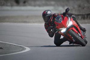 Honda CBR250RR 2020 nâng cấp để cạnh tranh với Kawasaki ZX-25R