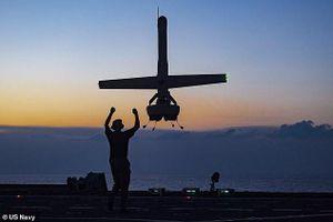 Hải quân Mỹ thử nghiệm máy bay không người lái thế hệ mới V-Bat