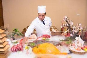 Màn 'song kiếm hợp bích' của bộ đôi đầu bếp Nhật – Việt tại chuỗi nhà hàng hải sản cao cấp bậc nhất tại Hà Nội