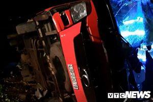 Khởi tố tài xế xe khách tông xe tải khiến 13 người thương vong ở Đắk Lắk