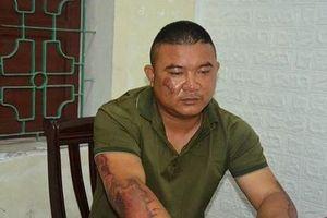 Nghệ An: Tạm giữ đối tượng dùng 10 lít xăng đốt nhà khiến 5 người nhập viện