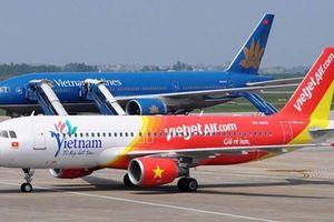 Các hãng hàng không hủy nhiều chuyến bay do bão Wipha