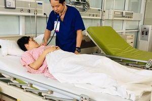 Bác sĩ nhắn nhủ 'bà bầu' sau cuộc chạy đua cứu sản phụ mang song thai bị vỡ tử cung