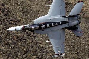 Siêu 'ong bắp cày' của Hải quân Mỹ gặp nạn ở Thung lũng Chết