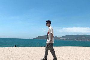 Em trai Sơn Tùng M-TP ăn mặc ngầu không kém anh trai