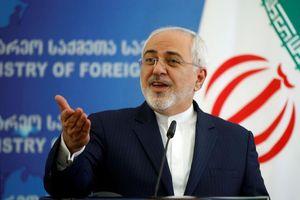 Mỹ đóng băng tài sản của bộ trưởng ngoại giao Iran