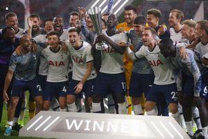 Tottenham cuối cùng cũng có danh hiệu vô địch