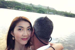 Siêu mẫu Ngọc Quyên công khai bạn trai mới sau một năm ly hôn?