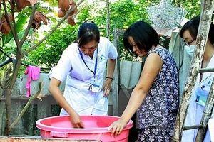 Tăng cường công tác phòng, chống bệnh sốt xuất huyết