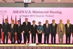ASEAN, Mỹ, Nhật bày tỏ quan ngại sâu sắc về những diễn biến trên thực địa trên Biển Đông