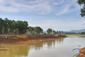 Hồ Đồng Mô lại bị 'xẻ thịt'