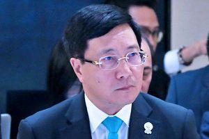 Phó Thủ tướng nêu đích danh nhóm tàu Trung Quốc vi phạm chủ quyền Việt Nam