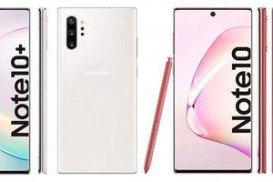 Samsung Galaxy Note10+ 5G xuất hiện ảnh render cuối cùng, bán từ 23 tháng 8
