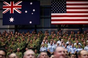 Australia ủng hộ Mỹ di chuyển căn cứ đến Đông Nam Á đề phòng Trung Quốc
