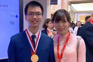Cậu học trò xứ Thanh quyết tâm đổi màu huy chương Olympic Hóa học Quốc tế