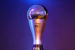 FIFA công bố danh sách đề cử giải thưởng The Best, Messi thắng áp đảo trong cuộc thăm dò