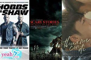 Điện ảnh tháng 8: Từ hồi hộp, gay cấn với những bộ phim hành động và kinh dị giật gân cho tới cảm xúc nhẹ nhàng bằng những thước phim tình cảm đầy lắng đọng