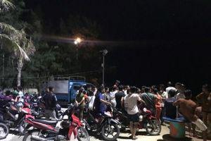 Đà Nẵng: 2 học sinh bị mất tích khi tắm biển