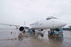 Vietnam Airlines 'nhắm' sử dụng máy bay Airbus A220 tại các sân bay địa phương