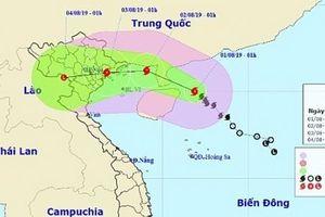 Hà Nội: Ban hành Công điện khẩn ứng phó với bão số 3